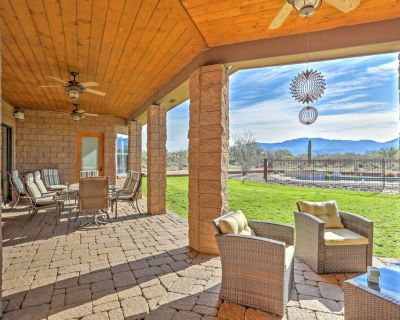Tucson Home with Private Saltwater Pool & Hot Tub! - Tucson