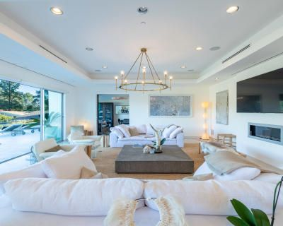 Architectural Oasis In The Heart Of Brentwood, Los Angeles, CA