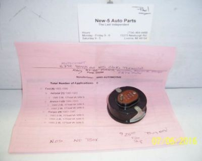Nos Choke Thermostat #e37e 9848aa Fits 83-86 Aerostar,broncoii,ranger V-6 2.8