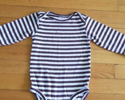 Free Carter's onesie 12 months *free with any purchase*