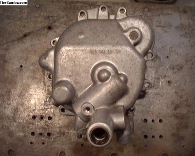 Early Sportomatic 911 Front Transmission Cover