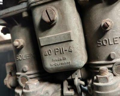 40 P11-4 Solex carb set Porsche