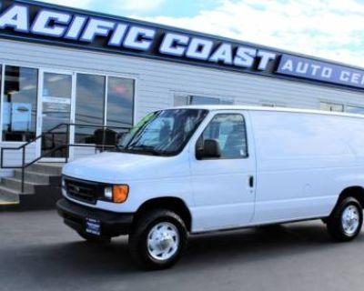 2003 Ford Econoline Cargo Van E-250 Super Duty