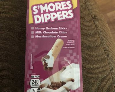 Lunchables s mores dippers use by 8/14/21