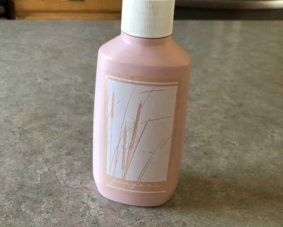 Vintage Jergens Liquid Soap 7.5 oz new