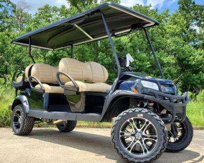 2021 Club Car 6 Passenger Onward! 1.99% for 48 months available WAC