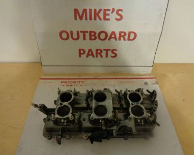 Yamaha 6g5-13641-10-94 Intake With Reeds @@check This Out@@@