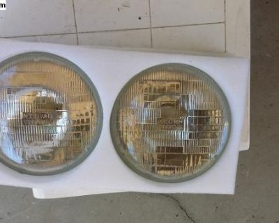 Vanagon headlights