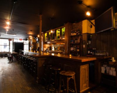 Greenwich Village Pub with Event Area, New York, NY