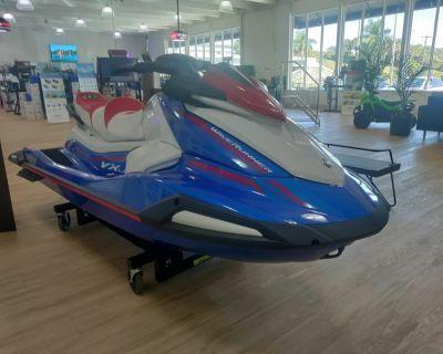 2021 Yamaha Waverunners VX Limited