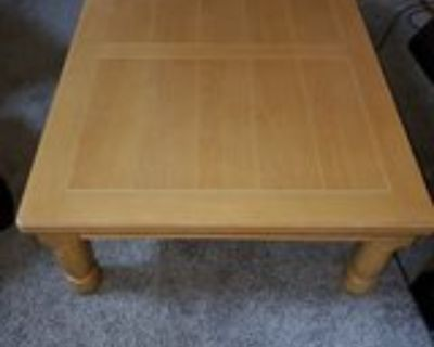 Coffee Table, Great Shape, Must Go!