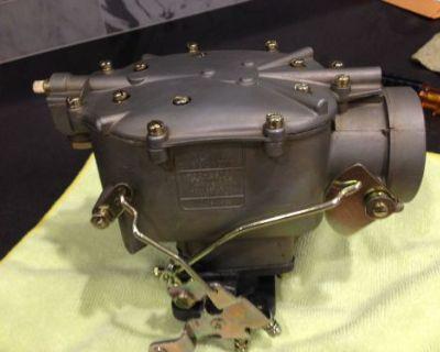 1950 Oldsmobile Rochester Turtle Back Carburetor