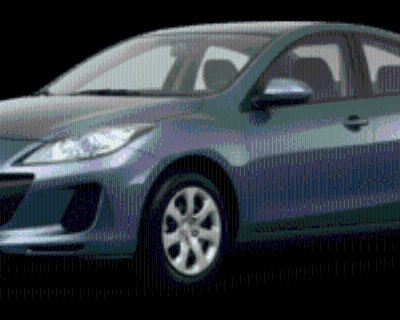 2013 Mazda Mazda3 i Sport 4-Door Automatic