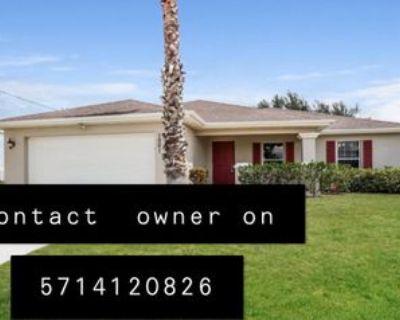 1001 Northwest 19th Street, Cape Coral, FL 33993 1 Bedroom Apartment