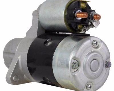Fits Onan Bgd Nhd Spec J Generator Starter Mitsubishi Oem