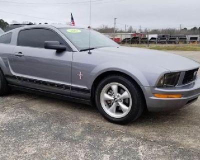 2007 Mustang Fastback V6 Premium
