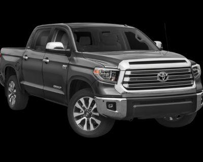 New 2021 Toyota Tundra Limited CrewMax 5.5' Bed 5.7L (Natl) InTransit