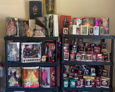 NOTE: LATE START! Vintage and Collectible Treasures in Buena Park