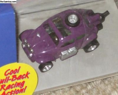 thunder jets baja bug - purple