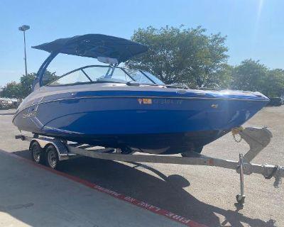 2019 Yamaha Boats 242X E Series