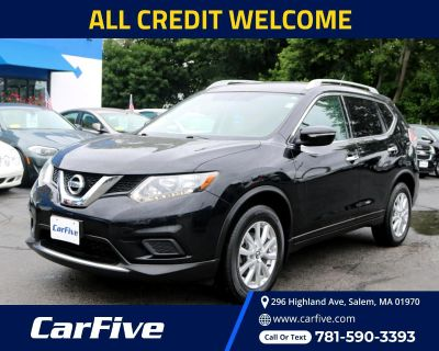Used 2015 Nissan Rogue AWD 4dr SV