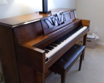 Piano - Good Condition-  free for moving