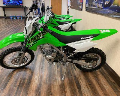 2021 Kawasaki KLX 140R Motorcycle Off Road Statesville, NC