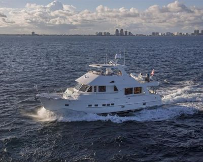 2022 61' Outer Reef Yachts 610 MY