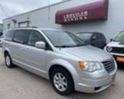 2010 Chrysler town & country Silver, 155K miles