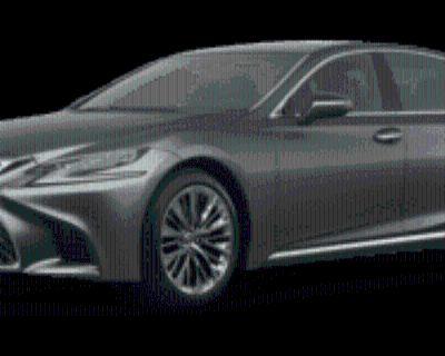 2020 Lexus LS LS 500 F Sport