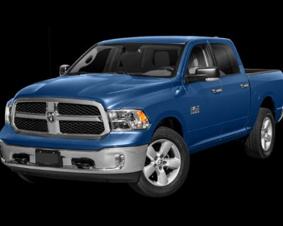 Pre-Owned 2019 Ram 1500 Classic Big Horn 4WD 4D Crew Cab