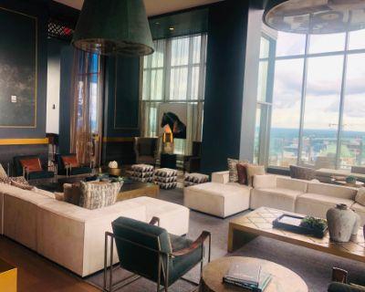 Luxury Event Space with SkyLine Views, Atlanta, GA