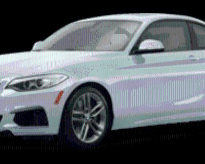 2015 BMW 2 Series 228i Coupe RWD