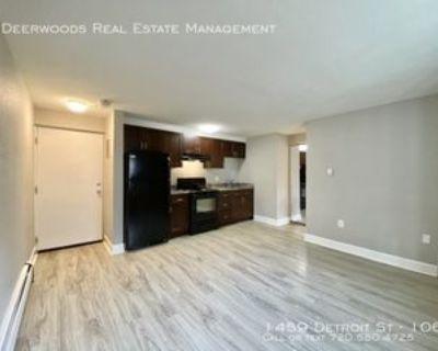1459 Detroit St #106, Denver, CO 80206 Studio Apartment