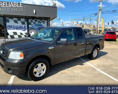 """Used 2006 Ford F-150 Supercab 133"""" STX"""