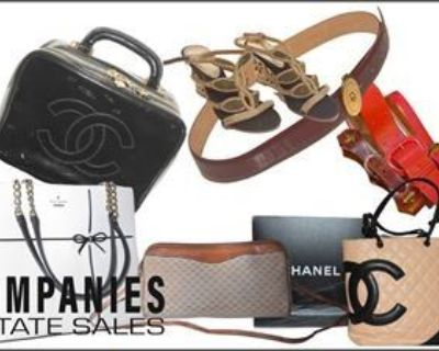 Designer Handbags Shoes and Accessories: CHANEL DIOR GUCCI KATE SPADE AND MORE