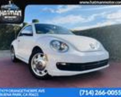 2015 Volkswagen Beetle Coupe 1.8T Classic for sale
