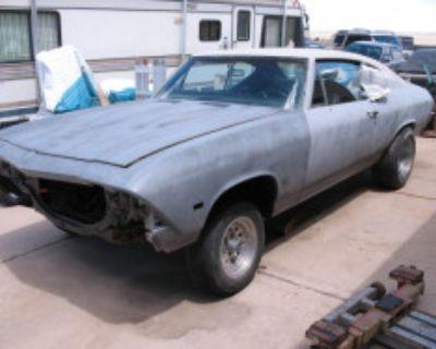 1968 Chevelle SS clone 68 396 date code motor