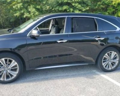 2017 Acura MDX Technology with Entertainment Package