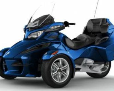 2011 Can-Am RT Audio & Convenience Roadster