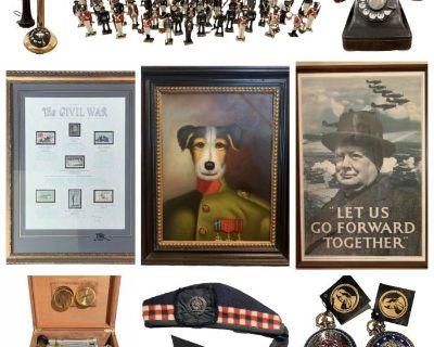 Beautiful Memorial Home Online Liquidation: Wonderful Furniture, Artwork, Decor, & MORE!