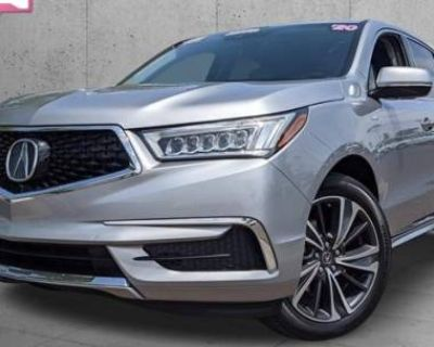 2020 Acura MDX Hybrid with Technology Package