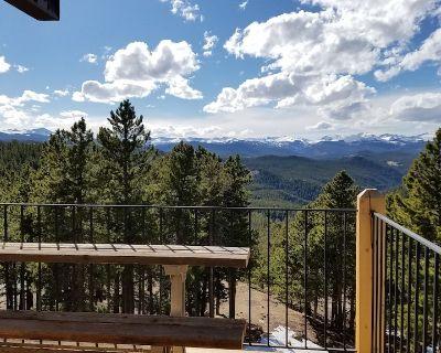 Peak to Peak Mountain Home at 8500 ft in Golden, CO - Coal Creek