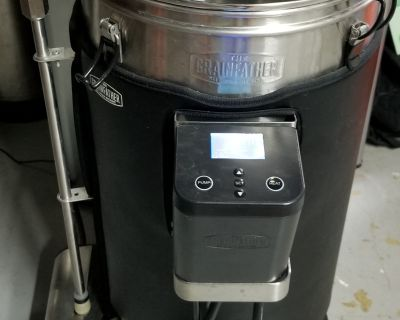 Virginia - For sale: Grainfather Connect all-in-one beer brewing system - gently used - Northern VA