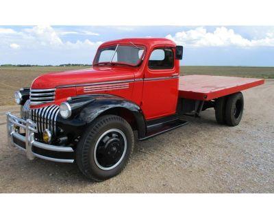 1946 Chevrolet 1-1/2 Ton Pickup