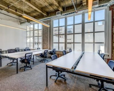 Team Office for 19 at TechSpace San Francisco, Union Square