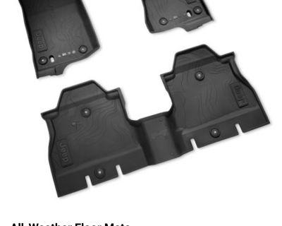 Arizona - All-weather floor mats