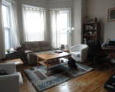 One bedroom*Marlborough St.*Hardwood Floors*Heat/Hot water included