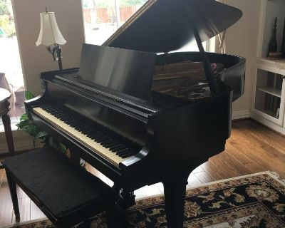 1981 Baldwin Grand Piano