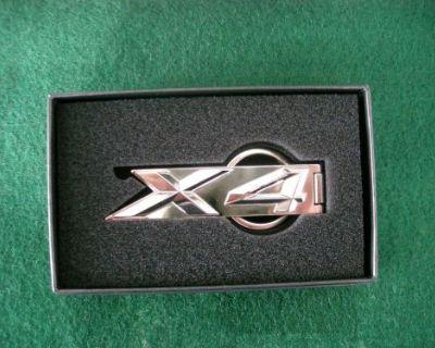 Bmw X4 Series Key Ring